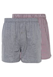 Marc O'polo 2 Pack Boxer Shorts Blue