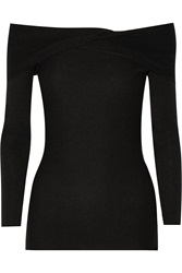Maiyet Off The Shoulder Cashmere Sweater
