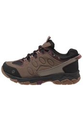 Jack Wolfskin Mtn Attack 5 Texapore Hiking Shoes Wild Berry Brown