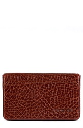 Boconi 'Mathews' Rfid Card Case Bark