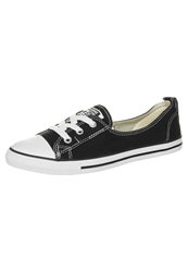 Converse Chuck Taylor All Star Ballet Lace Trainers Black