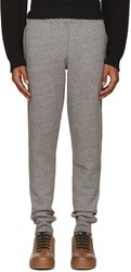 Levi's Grey Fleece Lounge Pants