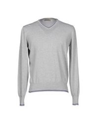 Williams Wilson Sweaters Light Grey