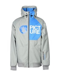 Picture Jackets Light Grey