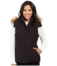 Marc New York Thea 25 Pyramid Puffer Vest Black Women's Coat