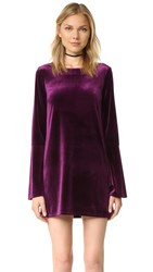 Likely Perry Dress Plum