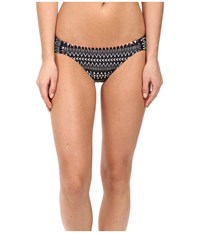 Volcom On The Horizon Modest Bottom Black Women's Swimwear