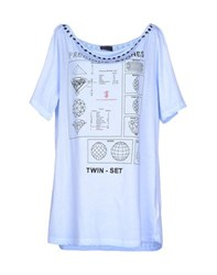 Twin Set Jeans Topwear T Shirts Women