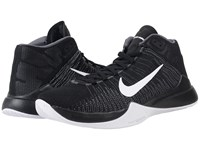 Nike Zoom Ascention Black Anthracite Dark Grey White Men's Basketball Shoes