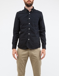 Rogue Territory Maker Button Down Oxford Black