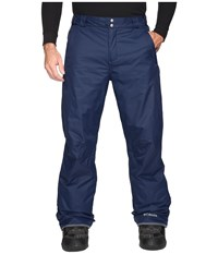 Columbia Big Tall Bugaboo Ii Pant Collegiate Navy Men's Casual Pants