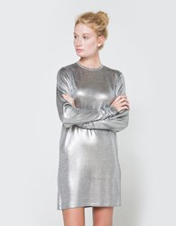 Cheap Monday Sound Dress In Silver