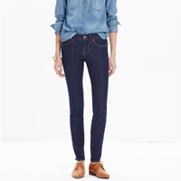 Madewell Skinny Skinny Jeans In Quincy Wash