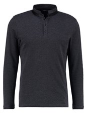 Karl Lagerfeld Polo Polo Shirt Anthracite