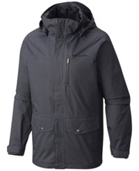 Columbia Men's Eagle's Call Thermal Coil 3 In Jacket Graphite