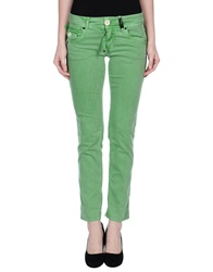 High Jeans Green