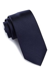 14Th And Union Hartford Solid Tie Blue