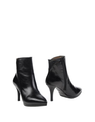 Lodi Ankle Boots Black