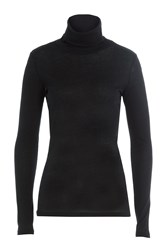 Majestic Cotton Cashmere Turtleneck Gr. 2