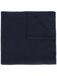 Rundholz Knitted Scarf Blue