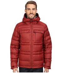 Nau Drop Down Hoodie Jacket Pomegranate Men's Coat Pink