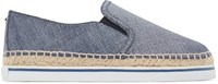 Jimmy Choo Blue Denim Dawn Espadrilles