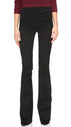 Blank High Rise Flare Jeans Death Before Decaf
