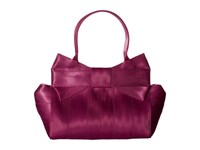 Harveys Seatbelt Bag Bow Mini Plum Handbags Purple