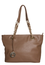 Anna Field Tote Bag Taupe Beige