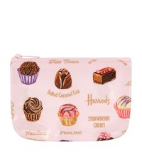 Harrods Vintage Chocolates Purse Unisex
