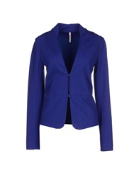 Scee By Twin Set Blazers Purple