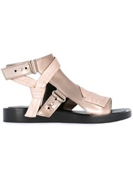 3.1 Phillip Lim 'Nagano' Sandals Pink Purple