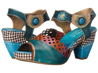 Spring Step Jive Sky Blue Women's Shoes
