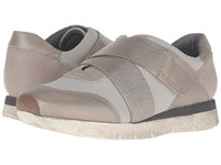 Otbt New Wave Light Pewter Women's Hook And Loop Shoes Silver