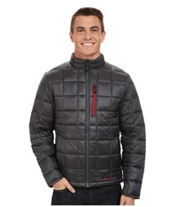 Obermeyer Vector Insulator Jacket Ebony Men's Coat Black