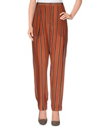 By Malene Birger Trousers Casual Trousers Women Brown