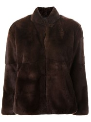 Creatures Of The Wind 'Jindra' Jacket Brown