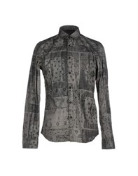 Belstaff Shirts Shirts Men Grey