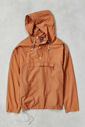Without Walls Fabric Blocked Anorak Jacket Neutral