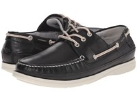 Dockers Midship Black Soft Polished Milled Full Grain Men's Slip On Shoes