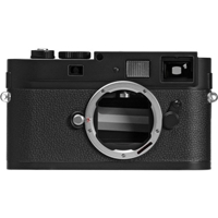 Leica M Monochrom Digital Camera Black 10760 Bandh Photo Video Bandh Photo Video