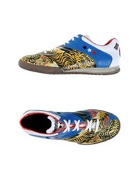 Pantofola D'oro Low Tops And Trainers Blue
