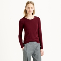 J.Crew Tissue Long Sleeve Tee