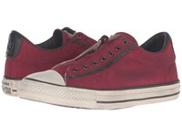 Converse Chuck Taylor All Star Vintage Slip Painted Nylon Ox Oxblood Beluga Turtledove Lace Up Casual Shoes Red