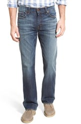 Men's Fidelity Denim '50 11' Straight Leg Jeans Windsor Blue
