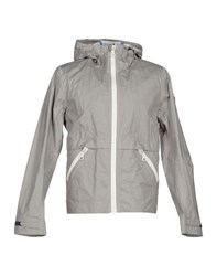 Montecore Coats And Jackets Jackets Men Light Grey