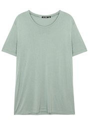 Blk Dnm Green Jersey T Shirt Blue