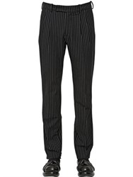 J.W.Anderson Double Pleated Pinstriped Pants