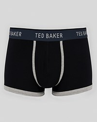Ted Baker Newbagi Classic Fitted Boxer Briefs Black
