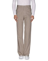 Armata Di Mare Trousers Casual Trousers Men Grey